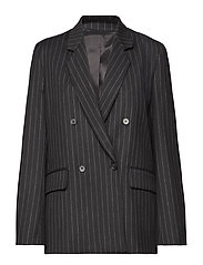 Delano DB Wool Pin - BLACK STRIPE