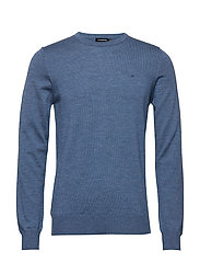 Lyle True Merino - BLUE MELANGE