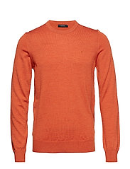 Lyle True Merino - DK ORANGE