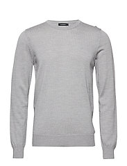 Lyle True Merino - LT GREY MELANGE