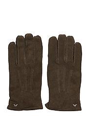 Nolo Suede glove - DK BROWN