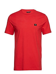Bridge Tee Bridge S Jersey - DEEP RED