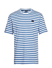 Charles Plain Stripe - WORK BLUE