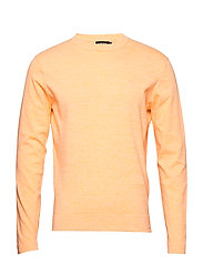 Niklas R-Neck Refined Cotton - COOL PEACH
