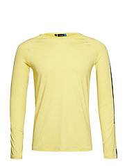 W AVRIL POLY JERSEY - BUTTER YELLOW