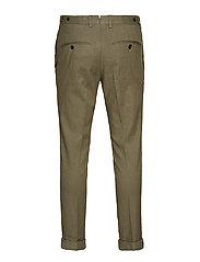 Grant Cotton Linen Stretch