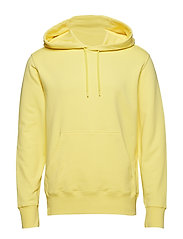 Hurl Hood Ring Loop Sweat - BUTTER YELLOW