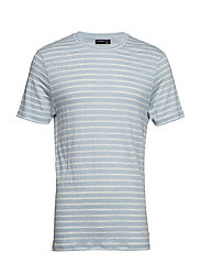 Coma Clean Striped Linen - ICE FLOW