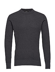 Chester Structure Knit - BLACK