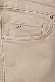 J. Lindeberg - Jay Solid Stretch - slim jeans - oxford tan - 2