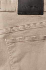 J. Lindeberg - Jay Solid Stretch - slim jeans - oxford tan - 4