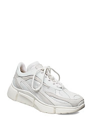 Sane Runner-Mixed fabric - WHITE