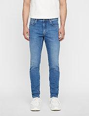 J. Lindeberg - Damien-Broken - skinny jeans - mid blue - 0