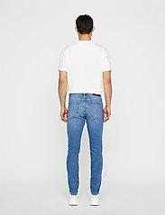 J. Lindeberg - Damien-Broken - skinny jeans - mid blue - 3