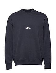 Hector-JLJL Sweat - JL NAVY