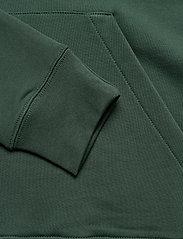 J. Lindeberg - Throw Clean Sweat Hoodie - basic-sweatshirts - hunter green - 7
