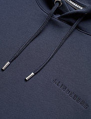 J. Lindeberg - Throw Clean Sweat Hoodie - basic-sweatshirts - jl navy - 3