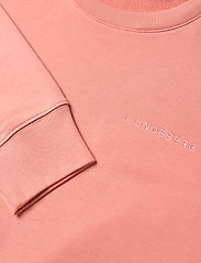 J. Lindeberg - Throw C-neck Sweatshirt - basic-sweatshirts - rose coppar - 6