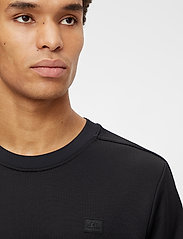 J. Lindeberg - Verge Logo Sweatshirt - basic-sweatshirts - black - 5