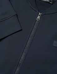 J. Lindeberg - Josef Zip Sweat Shirt - basic-sweatshirts - jl navy - 6