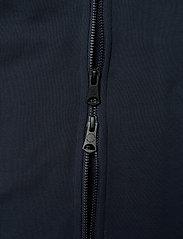 J. Lindeberg - Josef Zip Sweat Shirt - basic-sweatshirts - jl navy - 7