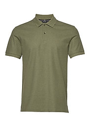 Troy-Clean Pique - SAGE GREEN