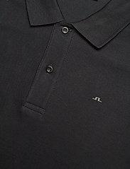 J. Lindeberg - Troy ST Pique Polo Shirt - kurzärmelig - black - 2