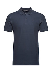 Troy ST Pique Polo Shirt - JL NAVY
