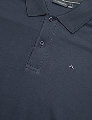 J. Lindeberg - Troy ST Pique Polo Shirt - kurzärmelig - jl navy - 2