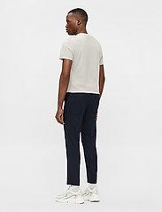 J. Lindeberg - Silo T-shirt - basic t-shirts - sand grey - 3
