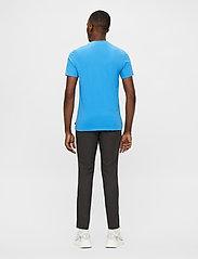 J. Lindeberg - Silo T-shirt - basic t-shirts - spring blue - 3