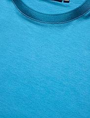 J. Lindeberg - Silo T-shirt - basic t-shirts - spring blue - 6