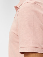 J. Lindeberg - Troy Polo Shirt Seasonal Pique - kurzärmelig - lake green melange - 5