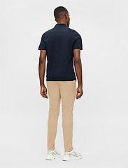 J. Lindeberg - Miles Jersey Polo Shirt - kurzärmelig - jl navy - 3