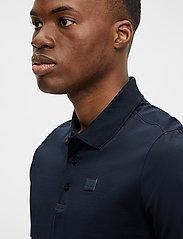 J. Lindeberg - Miles Jersey Polo Shirt - kurzärmelig - jl navy - 5