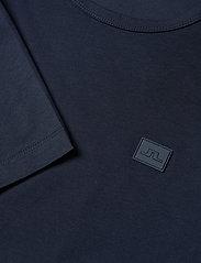 J. Lindeberg - Charlie Long Sleeve T-shirt - basic t-shirts - jl navy - 6