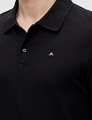 J. Lindeberg - Rubi Slim Polo Shirt - kurzärmelig - black - 5