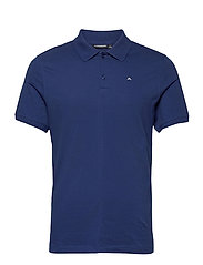 Rubi Slim Polo Shirt - MIDNIGHT BLUE