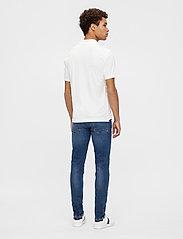 J. Lindeberg - Rubi Slim Polo Shirt - kurzärmelig - white - 3