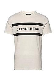Silo Logo T-shirt - CLOUD WHITE