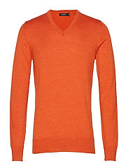 Lymann-True Merino - DARK ORANGE