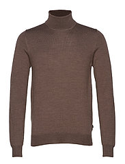 Lyd-True Merino - MID BROWN