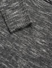 J. Lindeberg - Ibbe-Fuzzy alpaca - basic strik - dark grey - 2