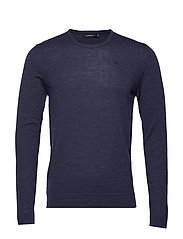 Newman-Perfect Merino - JL NAVY