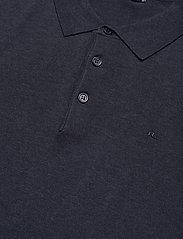 J. Lindeberg - Ridge-Cotton Silk - kortærmede - jl navy - 2