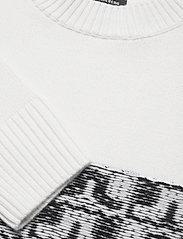 J. Lindeberg - Macauley-Wool Coolmax - pyöreäaukkoiset - white - 3