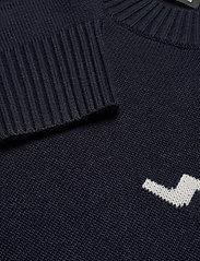 J. Lindeberg - Beckert-Wool Coolmax - basic strik - jl navy - 2