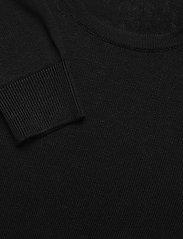 J. Lindeberg - Lyle Linen Sweater - basic-strickmode - black - 2