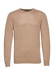 Lyle Linen Sweater - SHEPPARD