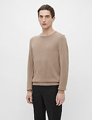 J. Lindeberg - Lyle Linen Sweater - basic-strickmode - sheppard - 0